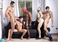 Private Party Episode 1 – (Angel Garcia, Ehrik Ortega, Lucas Fox, Max Toro,Tony Moreno)