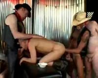 Chris Cohand's Gangbang Rodeo
