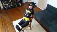 Luna Dawn – Batgirl Chairtied