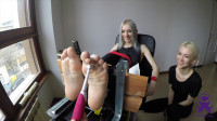Tickling Fetish And Bondage Part 11