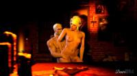 Ciri Riding Geralt On Chair Loop – HD 720p