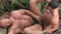 Jungle Lords In Raw Fuck