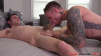 Broke Straight Boys – Cody Smith Pounding James Dawn's Tight Ass