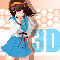 The Obscenity Of Haruhi Suzumiya Restricted Club – HD Video