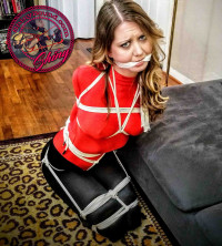 SBound – Chrissy Marie.. Magicians Assistant Tricked And Tied