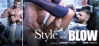Style & Blow (Dani Robles & Logan Moore) – FullHD 1080p