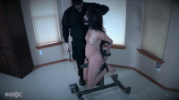 Agent Alex More Is Disciplined To Be A Sex Submissive
