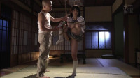 Beautiful Asian Girl In Uniform Bondage Training