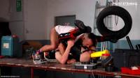 Fisted Rubber Gimp – Dominique Kenique & James Oakleigh