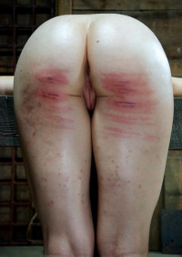 The Mark Of The Cane On The Ass