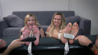 HD Dominance And Submission Sex Episodes Mad Feet Tickling For