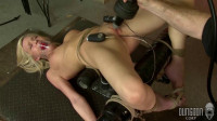 Massively Vibrated Pussy
