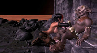 3D XXX-Womb Raider And The Ruins Of Azeroth