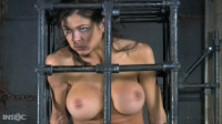 Hard Tying, Suspension And Pain For Youthful Brunette Hair Full HD 1080p