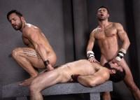 Hot 3some Jaxton Wheeler, Bruno Bernal & Ian Greene (1080p)