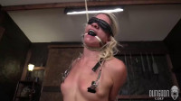 Tying, Spanking And Castigation For Very Pretty Golden-haired Part FIRST