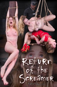 Ashley Lane – Return Of The Screamer (2015)