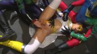 Asian Superheroine Gets Torture & Rough Fuck