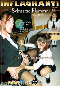 Inflagranti – Schwarze Flamme Gold – Part 01. Gezüchtigte Schulmädchen