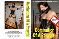 Domination Of A Ponygirl Bound Ponygirl – BDSM, Bondage, Humiliation HD 720p