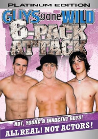 Guys Gone Wild 6-Pack Attack (Hot, Young & Innocent Guys)
