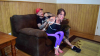 SBound – Bella Ink.. Yoga Class Is Over