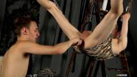 Butt Stretching For Aaron (Aaron Aurora, Reece Bentley) 1080p