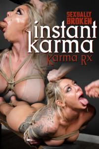 SexuallyB – Karma Rx – Instant Karma