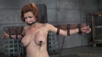 Stunning Busty Milf Veronica Avluv Does Brutal Drooling Deepthroat Crucified On A Sybain (2014)