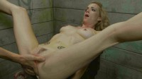 Jeze Belle Caged Sex Slave