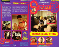 She-Male Encounters Series 4 – Trilogy Of The Bizarre