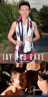 StraightMenXXX – Jay And Rave