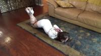 Reverse Prayer Torment For Gorgeous Babysitter
