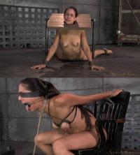 Hard Bondage, Torture And Domination For Horny Slavegirl