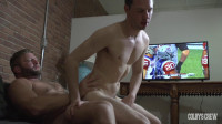 Colbyscrew – Football Fuck – Canadian Style (Alex, Colby Jansen)