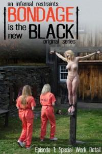 Harley Ace, Winnie Rider And Ashley Lane – Bondage Is The New Black Episode 1 (2014)