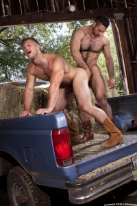Raging Stallion – Cowboys Part 1 – Adam Champ And Paul Wagner (1080p)
