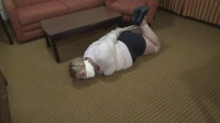 Pearlrose Captured And Hogtied