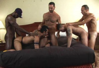 Obsession Of Anonymous Group Sex