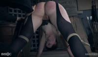 Big Ass Kitty Dorian Likes Bondage