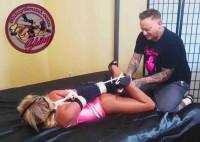 SBound – Amber Deen.. Tied Up In Pink Satin