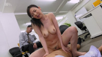 Hitomi Oohashi – Peeking Female Boss's Sex Becomes Unexpected Expansion