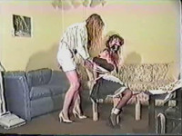 HarmonyConcepts  The Knotty Female House Servant