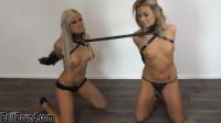 Ashley Bulgari And Natalia Forrest – Together In Leather
