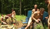 Urban Whores In Hard Wood Gangbang