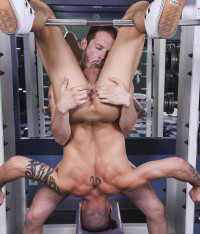 The Gym – Part 2 (Asher Devin, Casey Everett)