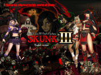 "Real-time 3d Total Violation Fantasy ""skunk Iii""  (english Version)"