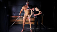 DreamBoyBondage Stefano Blind Muscle