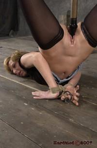 HardTied – Helpless – Savannah Addams – Jan 3, 2007