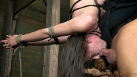 SB – Tiny Casey Calvert Is Inverted, Skull Fucked And Pussy Fucked – Apr 3, 2013 – HD